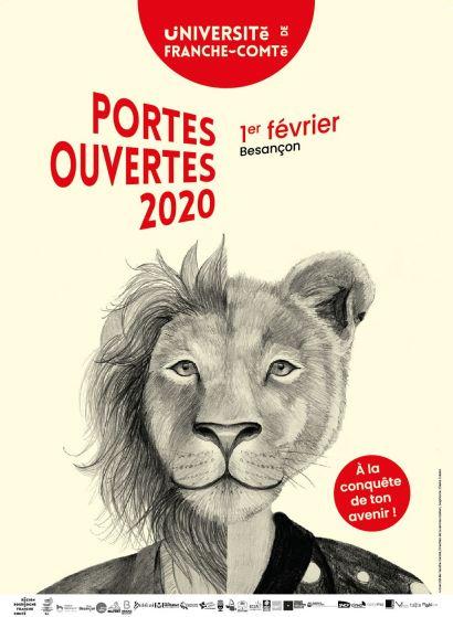 Portes ouvertes Besançon 2020