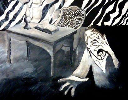 Affiche du Horal par L'Étrange Théâtre