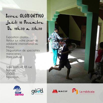 Globortho-Maroc-2017
