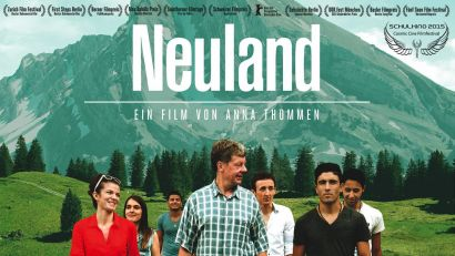 affiche film Neuland