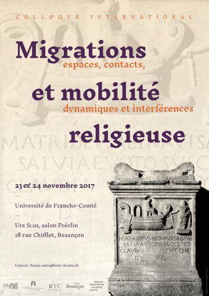 Migration et mobilités religieuses