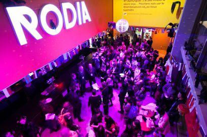 la Nuit des étudiants du monde à la Rodia