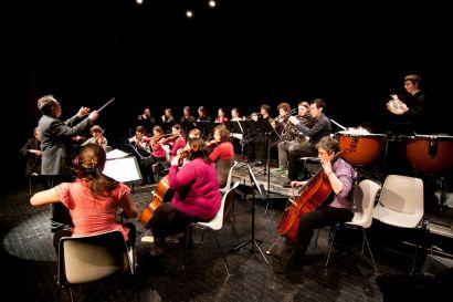Concert orchestre universitaire