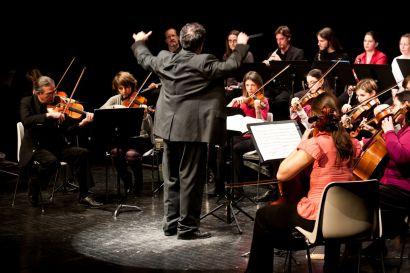 Concert de l'Orchestre universitaire