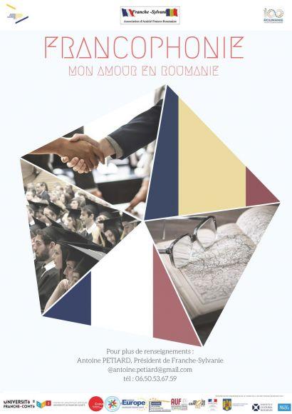 Francophonie Mon amour en Roumanie