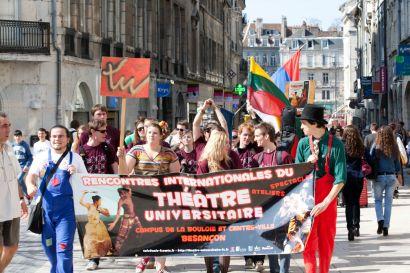 Parade RITU 2012