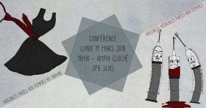 Affiche conférence