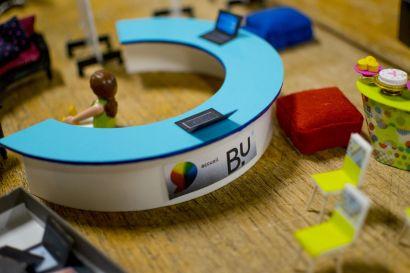 maquette BU idéale