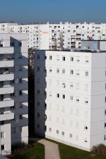 Immeubles Planoise