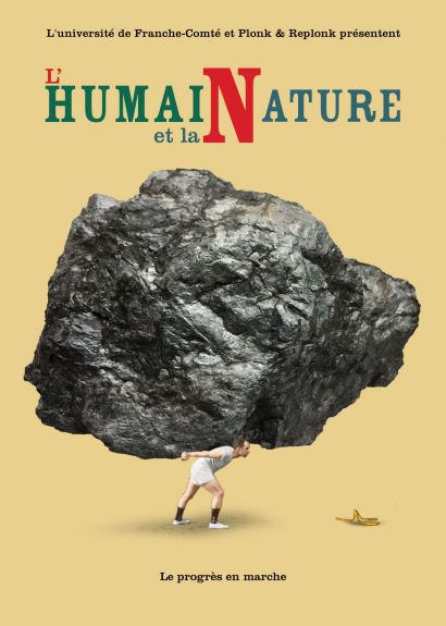 affiche exposition L'humain et la Nature