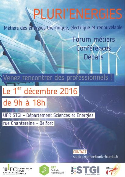 Forum énergie
