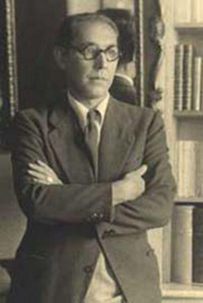 Portrait d'André Beucler