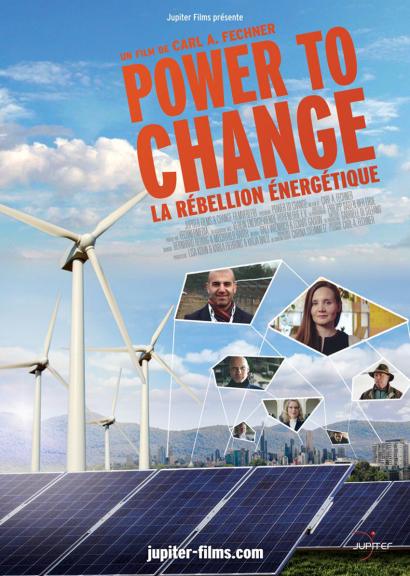 Affiche du film Power to change