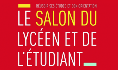 logo salon de l'étudiant