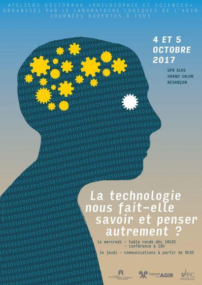 La technologie nous fait-elle savoir et penser autrement ?