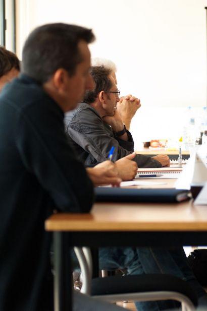 Public pendant un séminaire