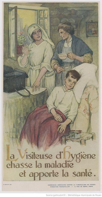 Séminaire HYSAM De plomb et de sang : médecine et prévention