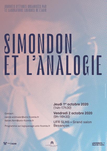 Simondon et l'analogie