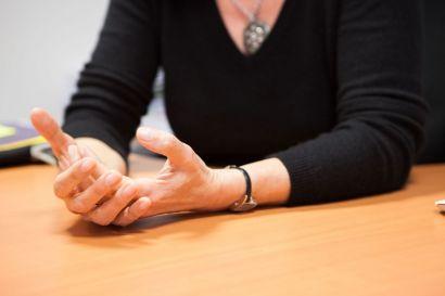 Photo de mains de femme