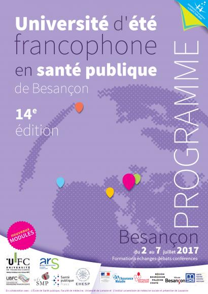 Brochure Univ été 2017 14ème édition