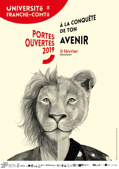 Portes ouvertes 2019 - sites de Besançon
