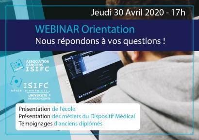 Webinar Orientation ISIFC