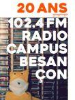 Couverture_Publication_20 ans de Radio Campus Besançon
