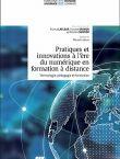 Couverture_Publication_Pratiques et innovations à l'ère du numérique en formation à distance