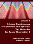 Infrared Spectroscopy of Symmetric and Spherical Top Molecules for Space Observation 2