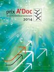 """Couverture du livre """"Prix A'Doc de la jeune recherche en Franche-Comté 2014"""""""