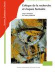 Couverture du livre Éthique de la recherche et risques humains