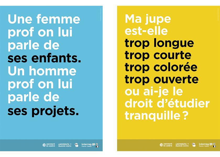 Campagne contre les violences sexistes et sexuelles