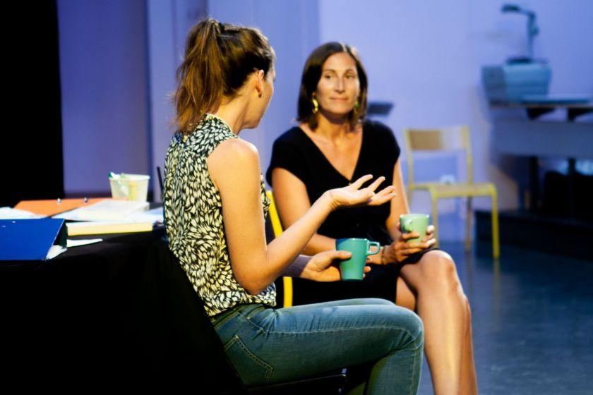 Théâtre-forum sur l'égalité de genre Photo 1