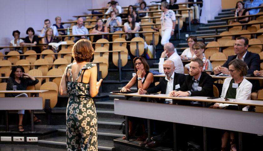 Théâtre-forum Egalité de genre Photo 4