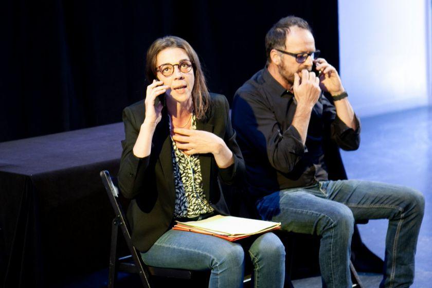 Théâtre-forum Egalité de genre Photo 2