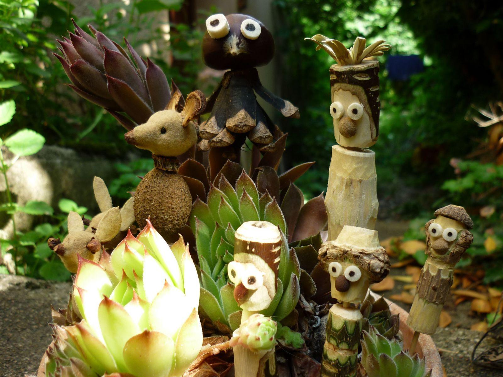 L 39 atelier de briguyl pour les enfants l 39 actu de l for Jardin botanique 78