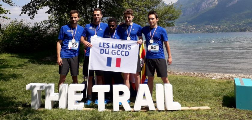 Les Lions du GC-CD en final du challenge international de Vinci Construction