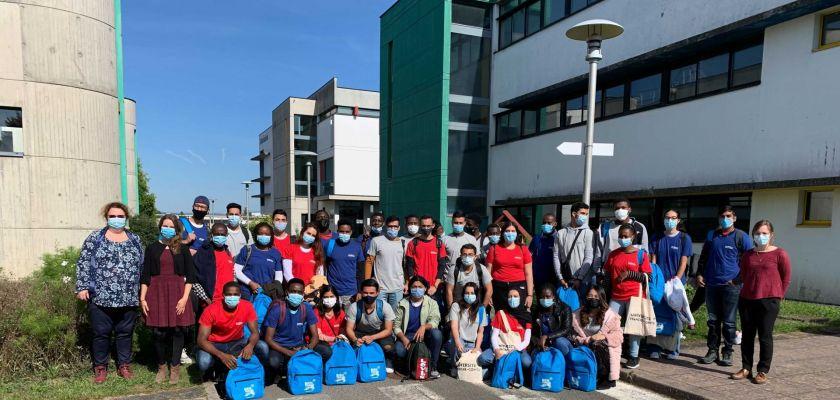 accueil des étudiants internationnaux du Nord Franche-Comté