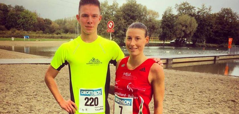 Etudes et sport de haut niveau : un défi d'endurance relevé brillamment par Timothée