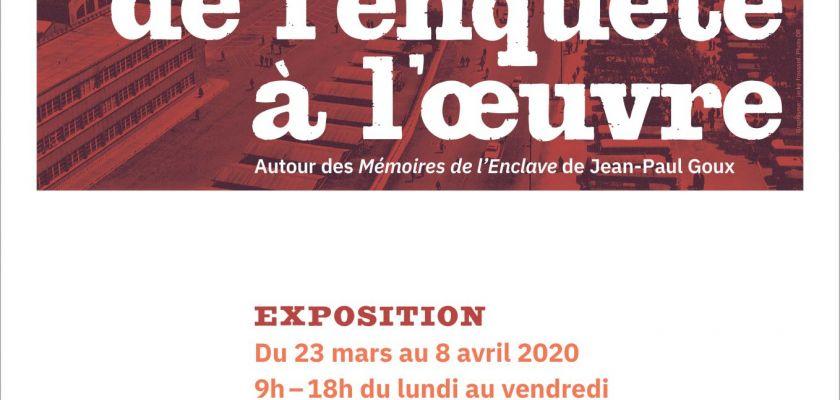 Exposition La frabrique des Mémoires de l'Enclave à Montbéliard