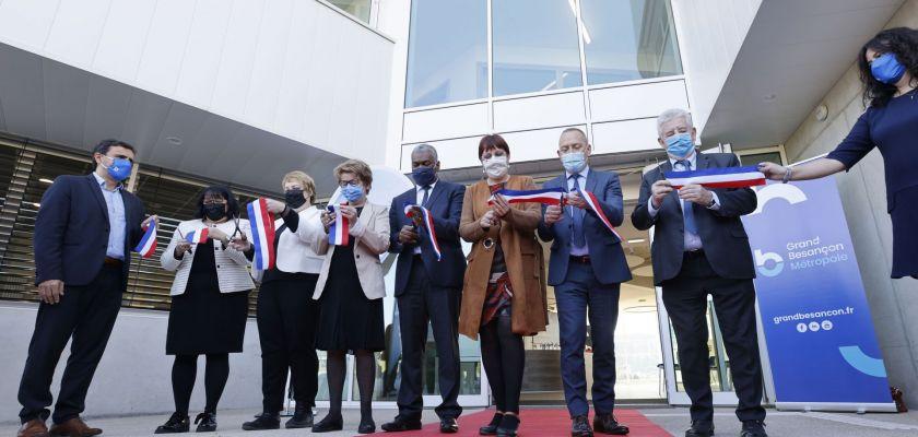 Bio innovation inauguration