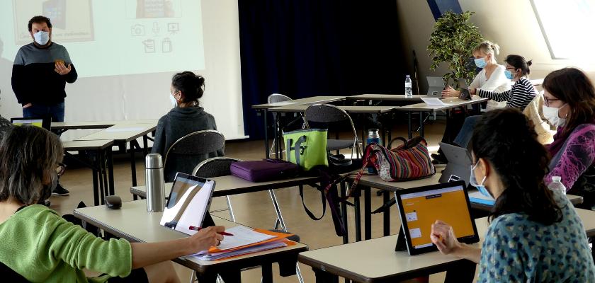 Innovation pédagogique : le CLA améliore son expérience immersive grâce au numérique