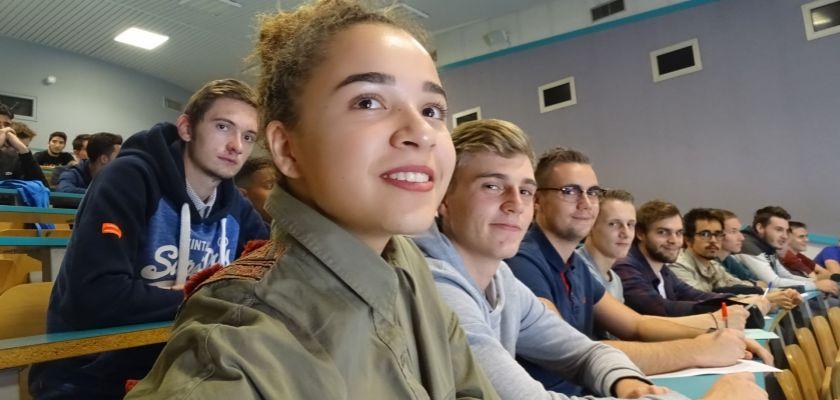 Les étudiants en GEII de l'IUT de Belfort-Montbéliard ont participé au MOOC national