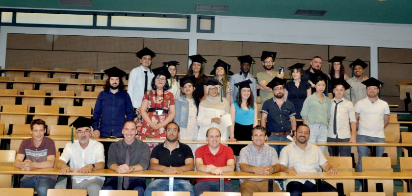 remise de diplôme PSM
