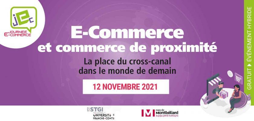 Journée e-commerce 12 novembre 2021