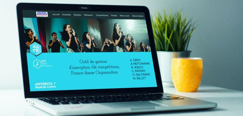 Danse et informatique : un duo gagnant en compétition