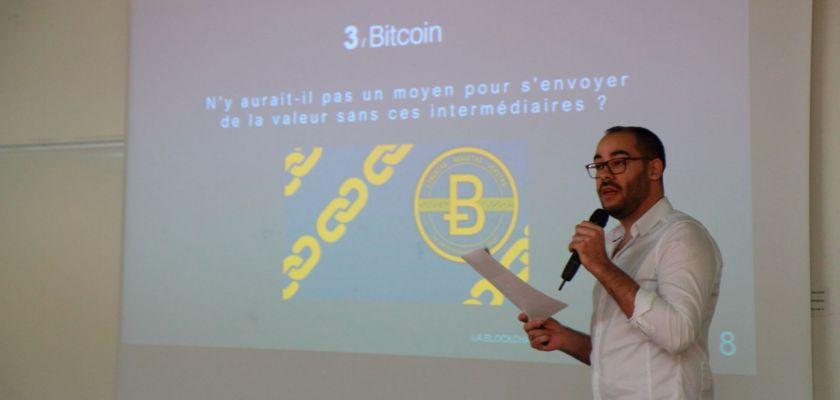Présentation du bitcoin et de la blockchain