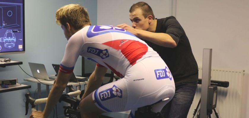 cycliste FDJ