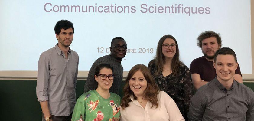 Le concours de communications de la Société de Biologie de Besançon a son vainqueur