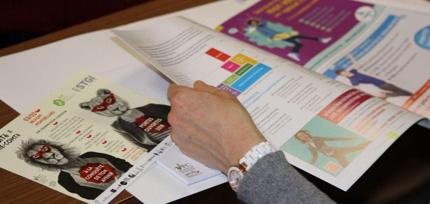 Journée d'information entre enseignants des filières technologiques et IUT